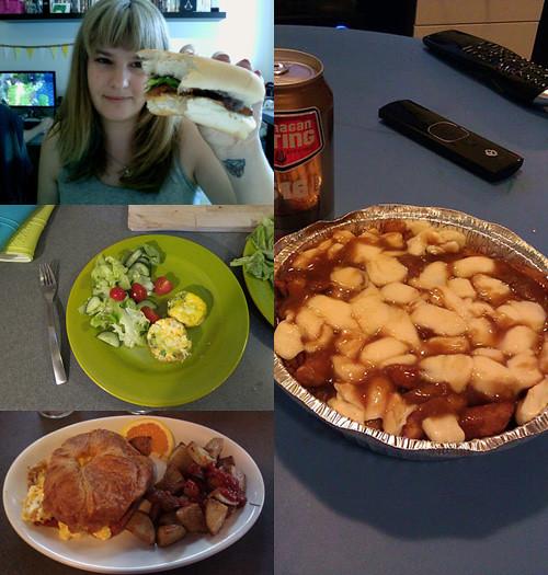 Four Meals