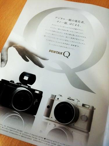 """Pentax Q"" Catalog"