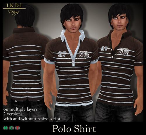 Polo-Shirt-V4-brown-blue
