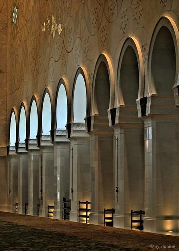 The Pillars of Sheik Zayed