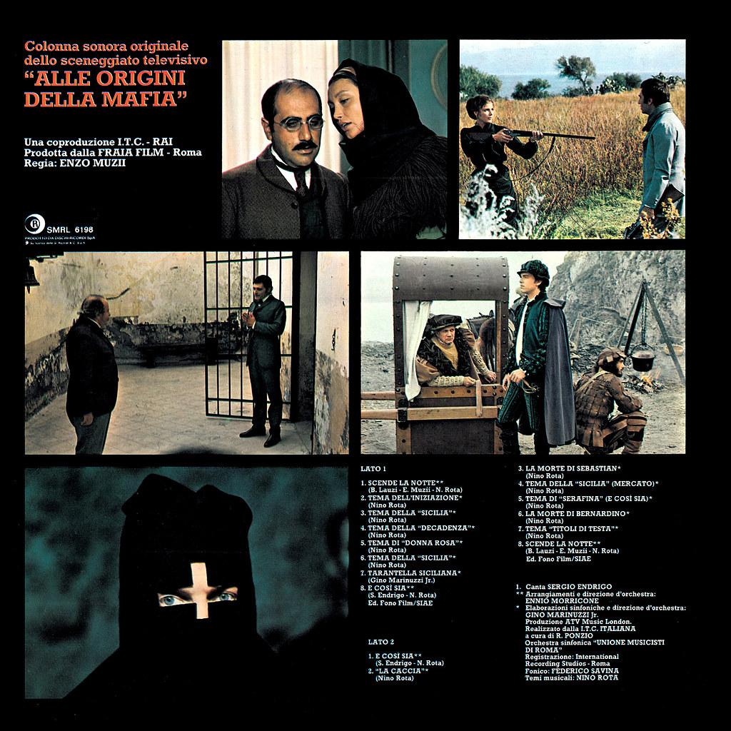 Ennio Morricone - Alle Origini Della Mafia