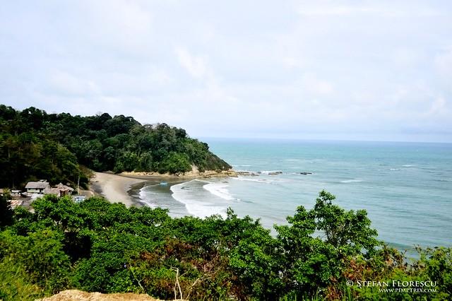 KLR 650 Trip Ecuador 91