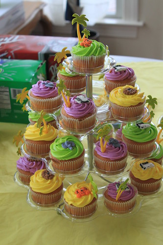 Occoquan Baby Shower - Cupcakes by Jacklyn