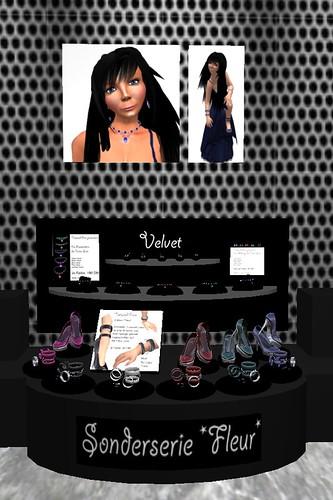 Velvet and Fleur Jewelry