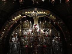 Golgotha altar