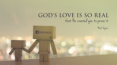 God's Love is so real