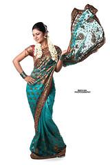 South Actress Deepika Das Traditional Photos Set-1 (25)