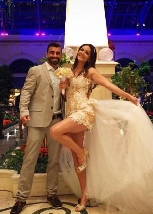 Casamento de Laura Keller e Jorge terá 200 convidados e Falabella padrinho