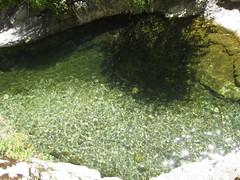 Pool at the Narrows at Tassajara
