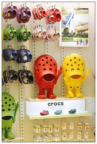 [活動]crocs卡駱馳2012春夏新鞋發表會 @VIVIYU小世界