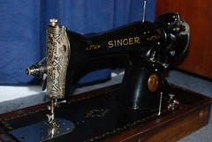 Singer model 15-91 sewing machine
