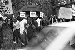 Trayvon Martin Rally (by Vic Damoses)