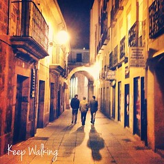 Keep Walking - Ávila