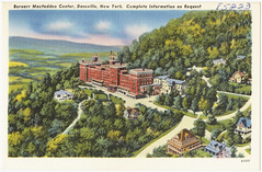 Bernarr Macfadden Center, Dansville, New York....