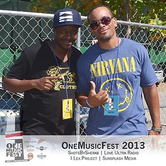 "At @onemusicfest with @iknowdjLV #omf2013 #onemusicfest #iamtheDJ #iLoveSunsplash #music #dj #live #urban #soul #reggae #agoodlook #atlanta • <a style=""font-size:0.8em;"" href=""http://www.flickr.com/photos/92212223@N07/9786100135/"" target=""_blank"">View on Flickr</a>"
