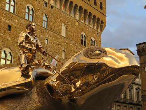 """Jan Fabre's """"Searching for Utopia"""" in Florence"""