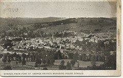 Stroud from Fort St George Private Boarding House