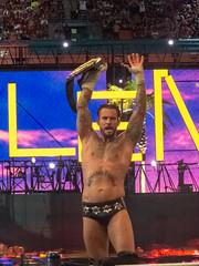 WWE Wrestlemania 28 - CM Punk vs Chris Jericho