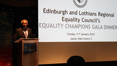 Geoff Palmer_ELREC's Equality Champions Gala Dinner