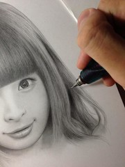 """Kyary drawing 22 • <a style=""""font-size:0.8em;"""" href=""""http://www.flickr.com/photos/66379360@N02/9731389644/"""" target=""""_blank"""">View on Flickr</a>"""