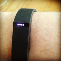 Excuse me while I Flex #fitbit #fitness #tech