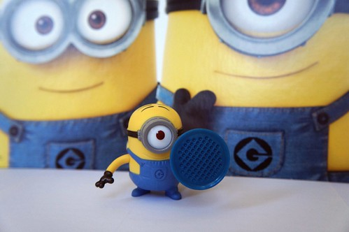 """Happy Meal Minion Toys • <a style=""""font-size:0.8em;"""" href=""""http://www.flickr.com/photos/44124329770@N01/9349729418/"""" target=""""_blank"""">View on Flickr</a>"""
