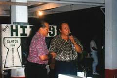Santos and Terlaje Hita Campaign Rally, 1997
