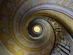 Melk Abbey stairwell