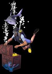 Les Sims 3 Île de rêve render