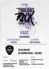 Tralgas Rock II Cartel Facebook