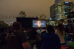 Serenity Screening at Petco Field