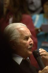 Carlos Fuentes.