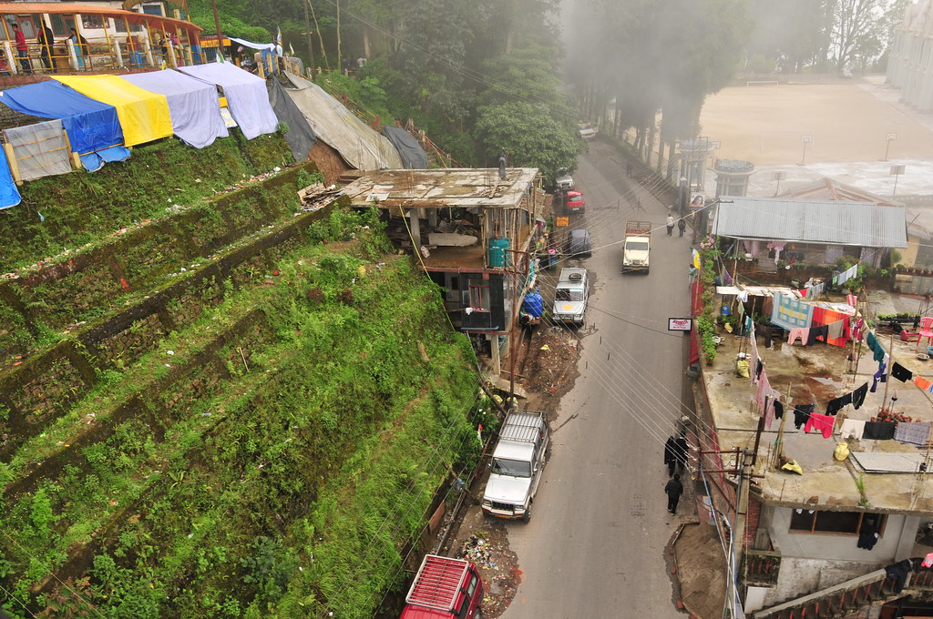 Day in Darjeeling