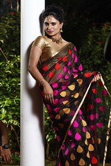 South Actress Deepika Das Traditional Photos Set-1 (16)