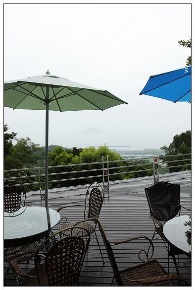 [宜蘭.約訪]平湖園庭園咖啡~遠眺龜山島.至6/22試賣價 @VIVIYU小世界