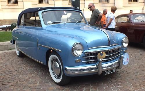 Fiat 1400 cabriolet (1)