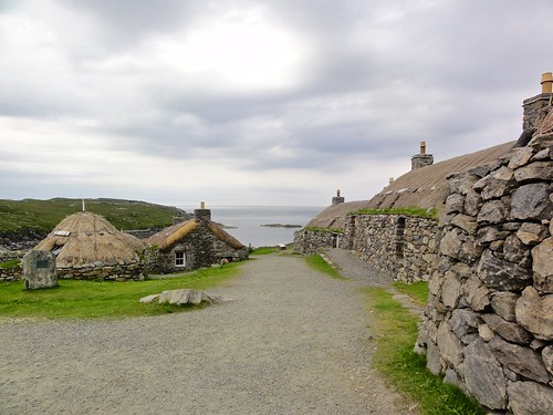 Gearrannan Blackhouse Village 2