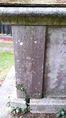 Ord box tomb