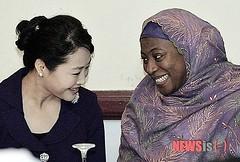 2013 11 Global Peace Leadership Confernece Abuja womens session