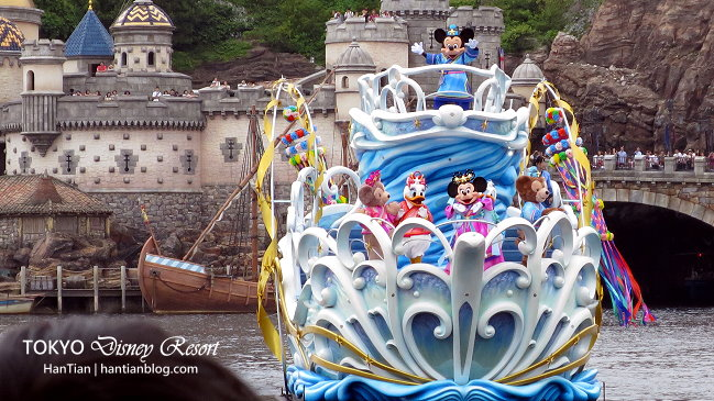 【2014 來去Tokyo Disney 東京迪士尼過生日&七夕情人節】 - 涵天食尚玩樂生活誌