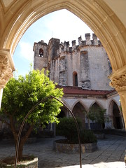 Convento de Cristo in Tomar, originally a Templar building