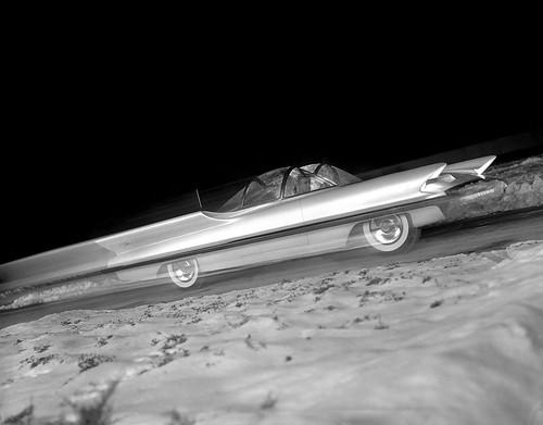 1955 Lincoln Futura Concept Car