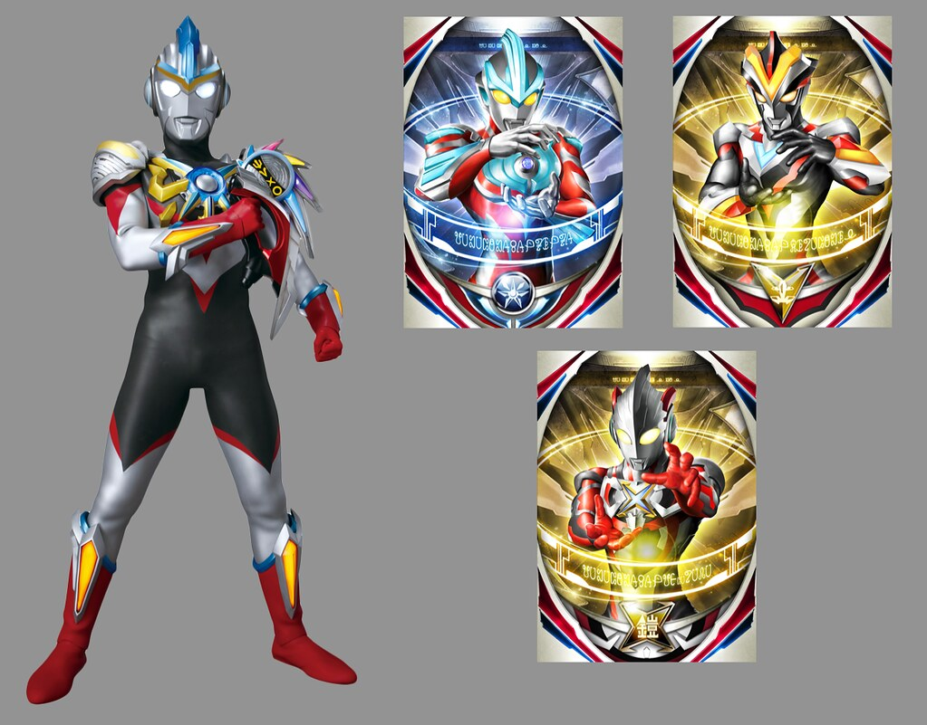 Photokabalfalah  Gambar Mewarnai Ultraman Orb Api