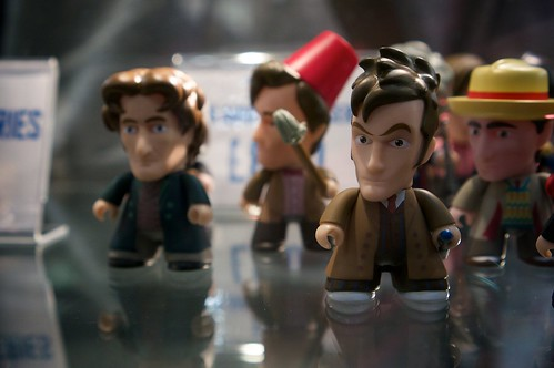 Doctor Who 50th Celebration - David Tennant toy