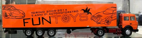 Oldcars promo Funtoys 40 anni