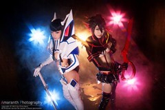 "Kill la Kill cosplay 6 • <a style=""font-size:0.8em;"" href=""http://www.flickr.com/photos/66379360@N02/11661589964/"" target=""_blank"">View on Flickr</a>"
