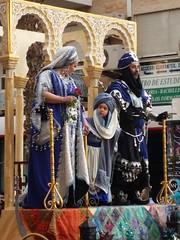 Entrada Mora Fiestas San Vicente del Raspeig