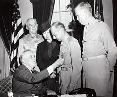 Jimmy Doolittle and Franklin Roosevelt