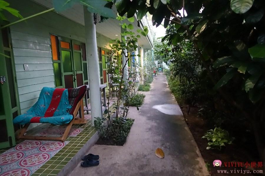 Baan Rak Amphawa,安帕瓦住宿,安帕瓦愛之家旅館 (baanrak amphawa),安帕瓦民宿,水上市場,泰國住宿,泰式點心 @VIVIYU小世界