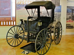 1895 Duryea Horseless Carriage by pecooper98362, on Flickr